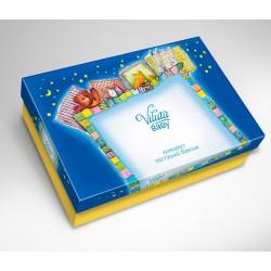 Комплект дитячої постільної білизни Viluta 467 сатин твіл