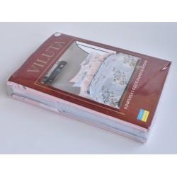 Комплект постільної білизни Вілюта ранфорс 17160 євро