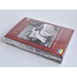 Комплект постільної білизни Вілюта ранфорс 19010 двоспальний