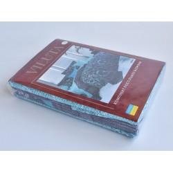 Комплект постільної білизни Вілюта ранфорс 9844 двоспальний