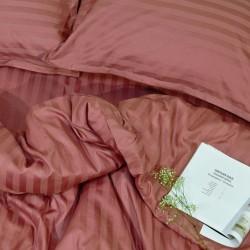 Комплект постільної білизни Вілюта сатин страйп 66 полуторний