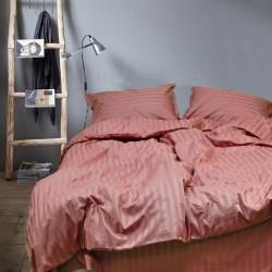 Комплект постільної білизни Вілюта сатин страйп 66 євро