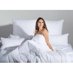 Подушка Ідея™ Air Dream Premium 50х70 см (силіконізоване поліефірне волокно/мако-сатин)