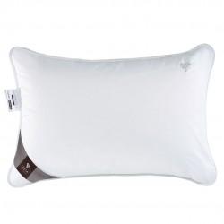 Подушка Ідея™ Super Soft Premium 50х70 см (силіконізоване поліефірне мікроволокно/мако-сатин)