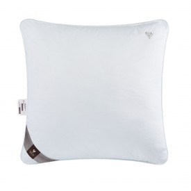 Подушка Ідея™ Super Soft Premium 70х70 см (силікон/мако-сатин)