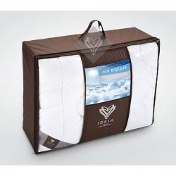 Ковдра двоспальна Ідея™ Air Dream Exclusive 175х210 (силікон/мікрофібра)