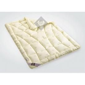 Ковдра двоспальна Ідея™ Wool Classic 175х210 (шерстепон/мікрофібра)