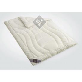 Ковдра Ідея™ Wool Premium 200х220 (вовна/мако-батист)