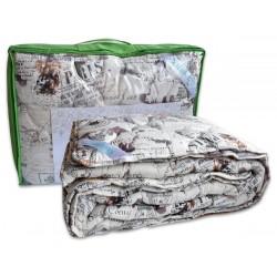 Ковдра двоспальна Mirtex™ 170х210 (овеча вовна/бязь)