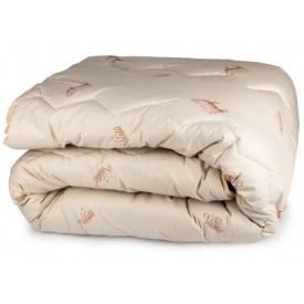 Ковдра двоспальна Viluta™ Premium 170х205 (овеча вовна/ранфорс)
